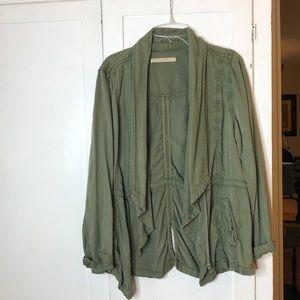 Jackets & Blazers - Gorgeous Army Green Jacket
